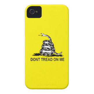 Dont Tread On Me Gadsden Flag Products iPhone 4 Cover