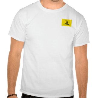 Don't Tread On Me - Gadsden Flag T-shirt