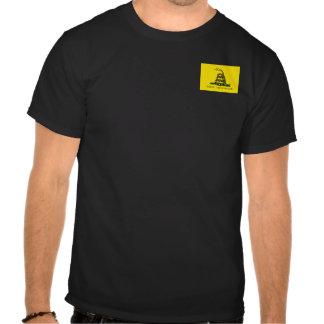 Don't Tread On Me - Gadsden Flag Tee Shirts