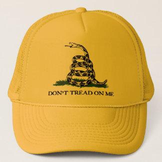 Don't Tread On Me-Gadsden Flag Trucker Hat