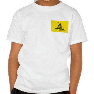 Don't Tread On Me - Gadsden Flag Tshirts