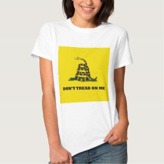 Don't Tread On Me gadston flag Shirts