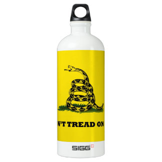 Don't Tread On Me gadston flag SIGG Traveler 1.0L Water Bottle