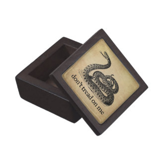 Don't Tread On Me Gift Box Premium Gift Boxes