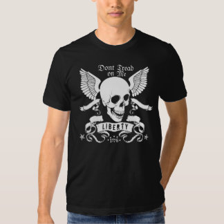 """""""Don't Tread On Me"""" Graphic T-Shirt - Customized"""
