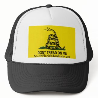 Don't Tread On Me Hat hat