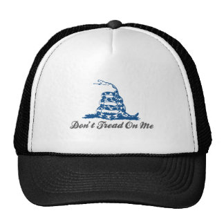 DONT-TREAD-ON-ME TRUCKER HAT