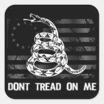 Dont Tread On Me II Sticker