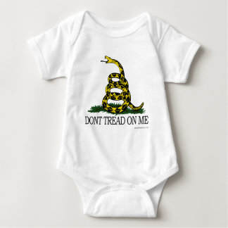 Don't Tread On Me Infant Creeper