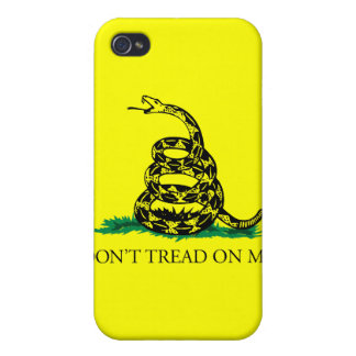 Dont Tread on Me iphone 4 case