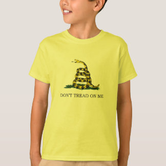 Don't Tread On Me Kids Shirt