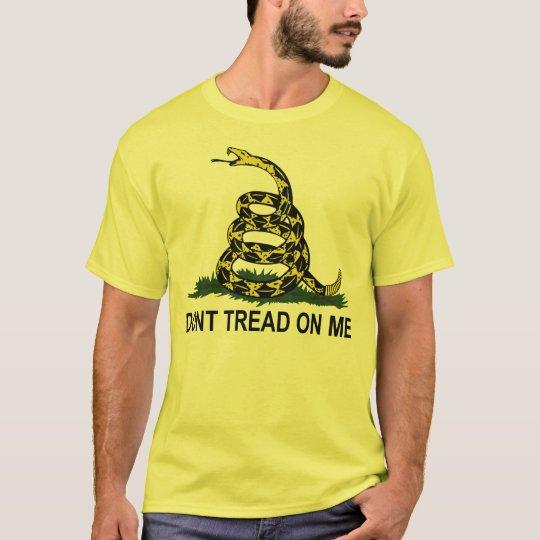 Don't Tread on Me (light) T-Shirt
