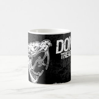 Don't! (Tread on Me) Mug