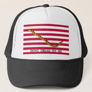 Dont Tread On Me - Navy Jack Flag Trucker Hat
