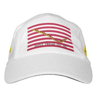 Don't Tread On Me - Navy Jack & Gadsden Flags Hat
