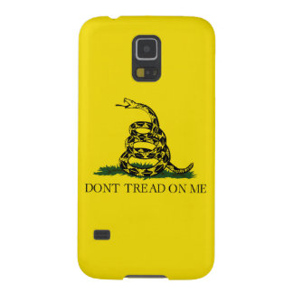 Don't tread on me phone case
