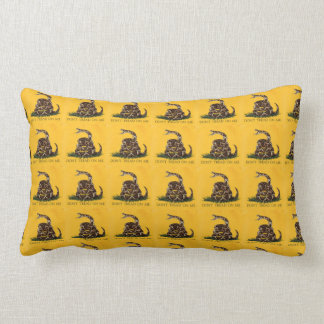 Dont Tread On Me Pillow