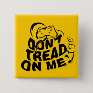 Don't Tread On Me - Pinback Button