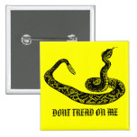 DONT TREAD ON ME PINS