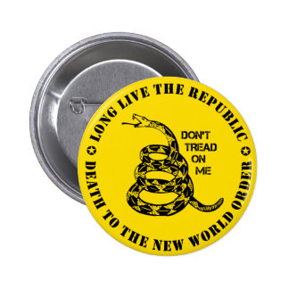 Don't Tread On Me Pins