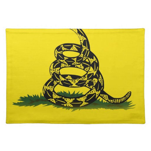 Don't Tread On Me Placemat