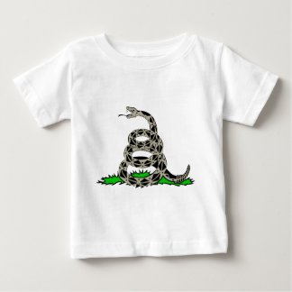 Don't Tread on Me.png Baby T-Shirt