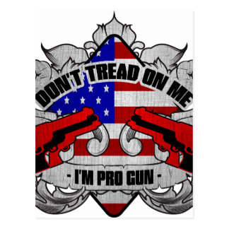 Don't Tread On Me Post Cards