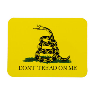 Dont Tread On Me Magnet