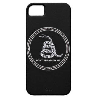 DON'T TREAD ON ME Products iPhone 5 Case