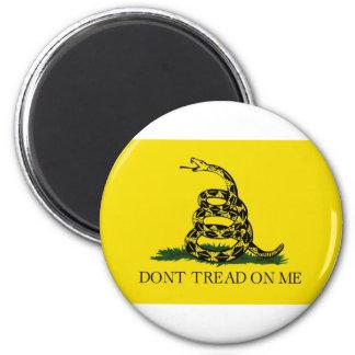 Dont Tread On Me Revolutionary War Gadsden Flag Refrigerator Magnet