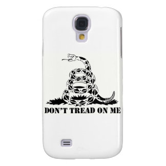 Dont tread on me samsung s4 case