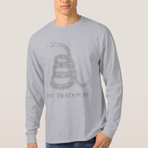 """Don't Tread On Me"" Shirt"
