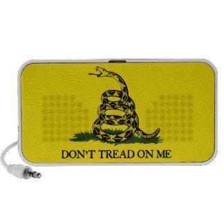 Don't Tread On Me Speaker