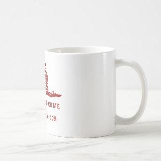 Dont Tread On Me Tea Party Mug
