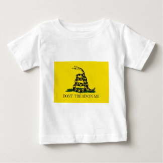 DONT TREAD ON ME, The Gadsden Flag Baby T-Shirt