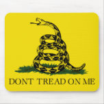 DONT TREAD ON ME, The Gadsden Flag Mouse Pad