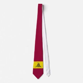 DON'T TREAD ON ME, The Gadsden Flag Tie
