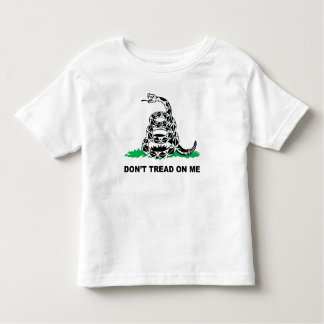 Don't Tread on Me Toddler T-shirt