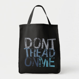 Dont Tread On Me Tote Canvas Bag