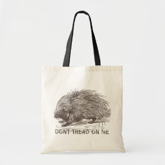 Dont Tread On Me Tote Budget Tote Bag
