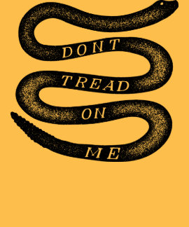 Don't Tread On Me Vintage Gadsden Shirts