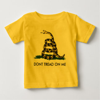 Don't Tread on Me, Will Bratton Baby T-Shirt