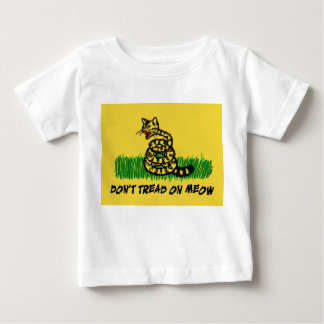 Don't Tread on Meow Shirt