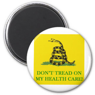 don't tread on my health care obama magnet