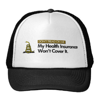 DONT TREAD ON MY HEALTHCARE TRUCKER HAT