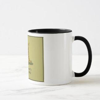 Don't tread on my hypocrisy- the mug