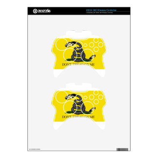 dont-tread-on-net2 xbox 360 controller skins