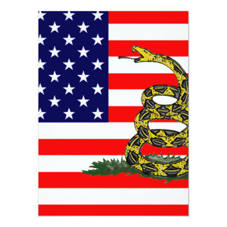 Don't Tread On The USA Card