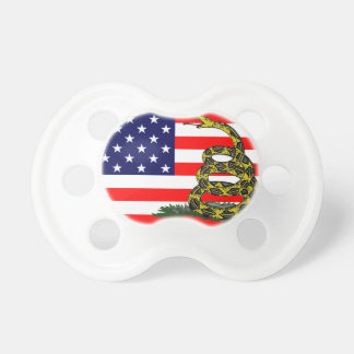 Don't Tread On The USA Pacifier