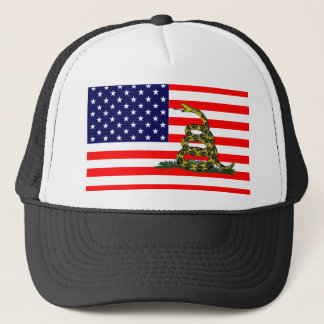 Don't Tread On The USA Trucker Hat